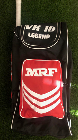 MRF VK18 Legend Backpack Cricket Kitbag