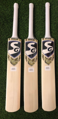 SG HP 33 - Hardik Pandya English Willow Cricket Bat