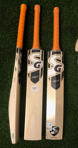 SG R 17 - Rishabh Pant English Willow Cricket Bat