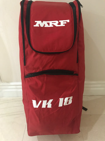 MRF Genius VK18 Wheelie Kit Bag - Best Seller