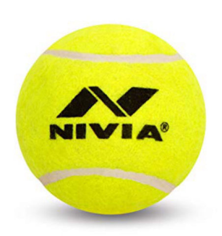Nivia- Hard Tennis Cricket Ball