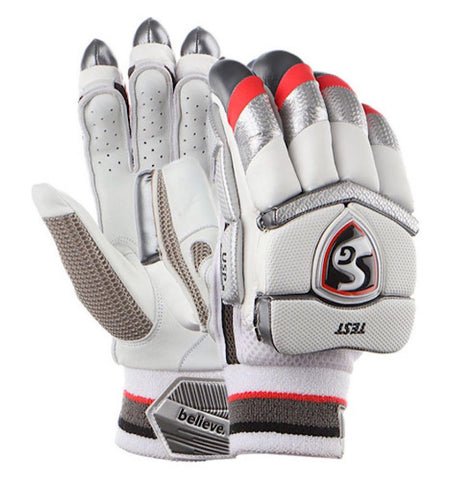SG Batting Gloves Test