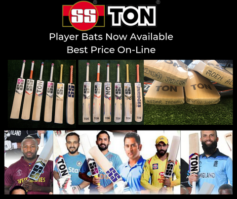 SS Player Bat - Moen Ali