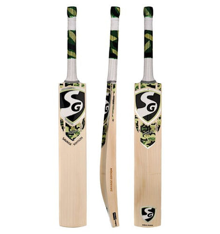 SG Savage Edition - English Willow Cricket Bat