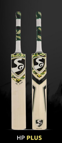 SG HP Plus Kashmir Willow Cricket Bat  Hardik Pandya