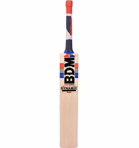 BDM Dynamic Power Super English Willow Cricket Bat