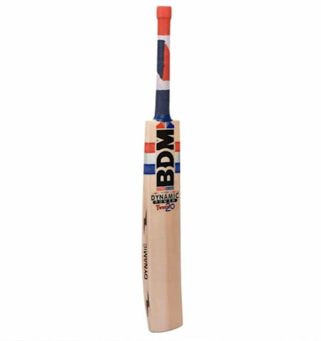 BDM Dynamic Power Twenty Twenty English Willow Cricket Bat
