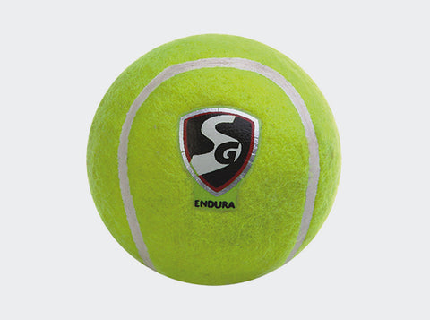 SG Endura - Hard Tennis Cricket Ball (6 Pack)