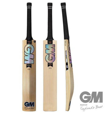 GM Chroma DXM Signature English Willow Cricket Bat
