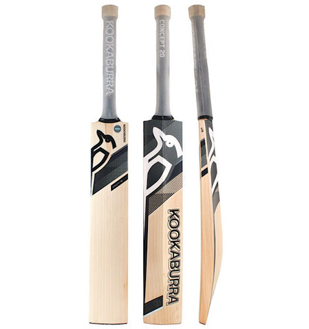 Kookaburra Concept 20 3 English Willow Cricket Bat