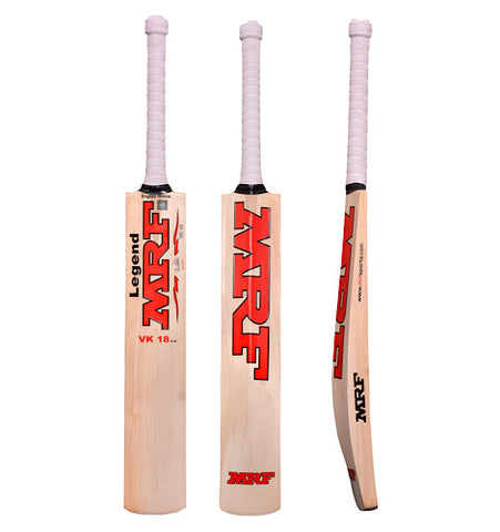 MRF Legend VK18 2.0 English Willow Cricket Bat