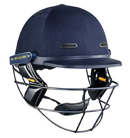 Masuri Vision Series Test Steel- Helmet (NAVY)