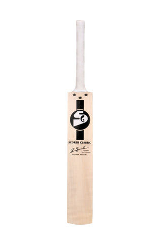 Scorer Classic Kashmir Willow Cricket Bat - Vintage