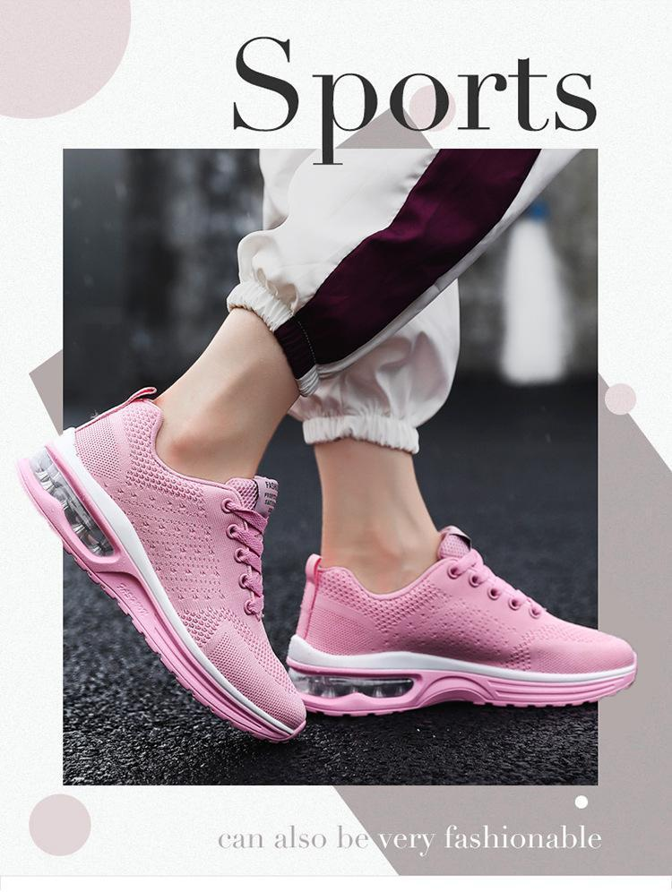 Women Air Mesh Jogging Shoes