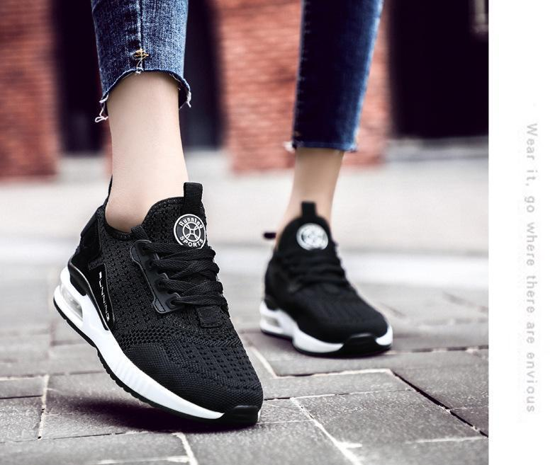 Men and Women Breathable Mesh Sneaker