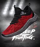 Men's Leisure Breathable Knit Running Shoes