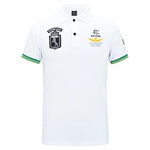 Antisom Men's Short-Sleeve Polo Shirts