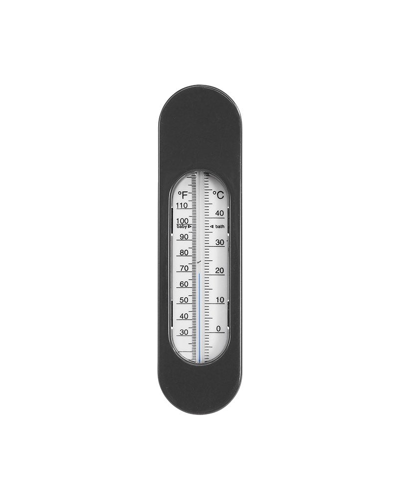 Badethermometer Dark Grey