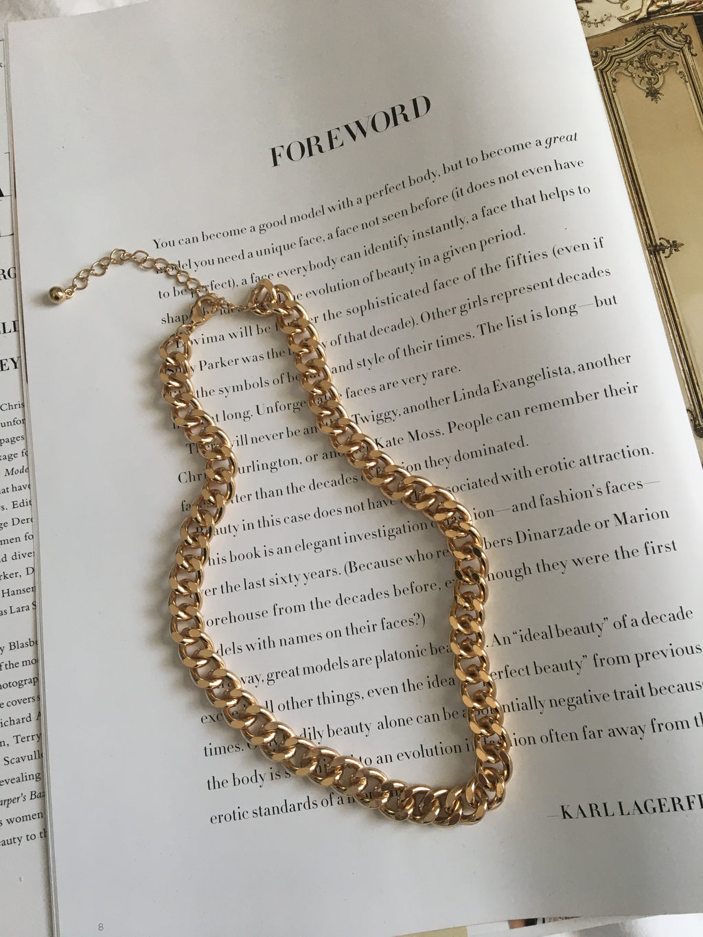 Gold Chain Necklace - Uncommon Lux