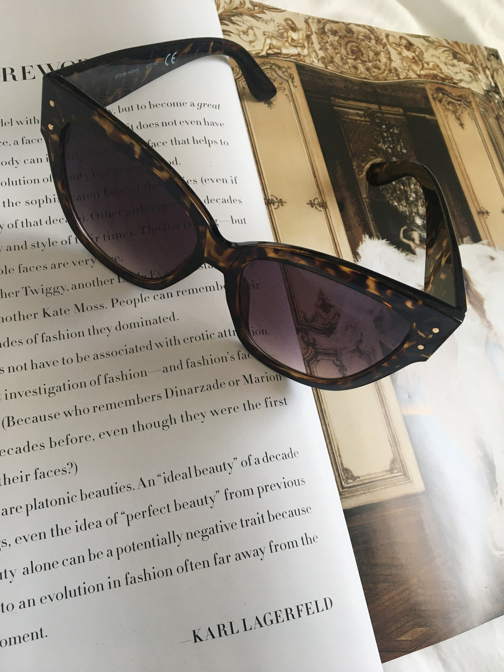 Tortoise Shell Sunglasses - Uncommon Lux