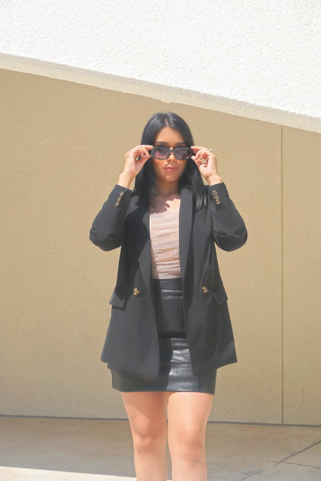 She Means Business Blazer