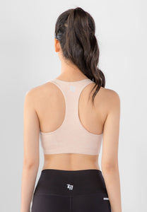 AIRBURSH BRA SMOKY QUARTZ - Áo Bra cổ tim (màu Smoky Quartz)