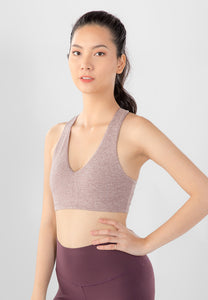 AIRBURSH BRA CLOUD- Áo Bra cổ tim (màu Cloud)