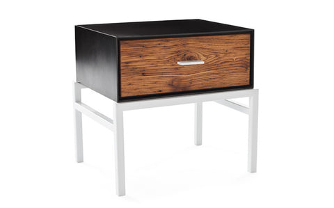 A-line nightstand