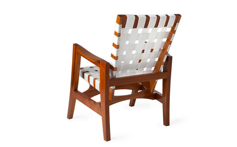 May lounge chair / teak