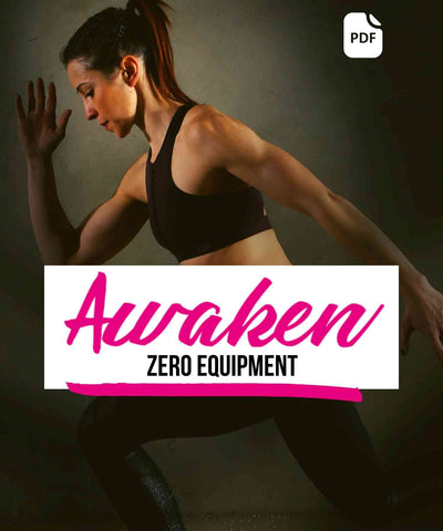 Awaken Series: Zero Equipment