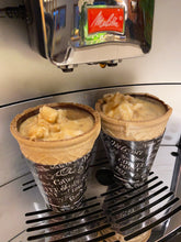 Load image into Gallery viewer, Two Edible Chocolate Affogato Cups