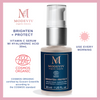 BRIGHTEN + PROTECT  | Vitamin C Serum with Hyaluronic Acid