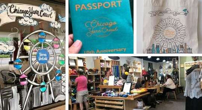 The Chicago Yarn Crawl Revealed 5 Things Beyond Yarn