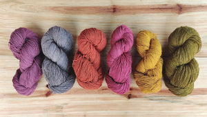 Knitting Yarns Eri Silk yarn