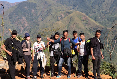 Muezart team on Epic Journey No. 1 - Meghalaya