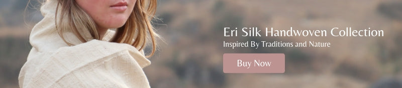 Buy sustainable eri silk online/ Fast fashion and its effects on traditions