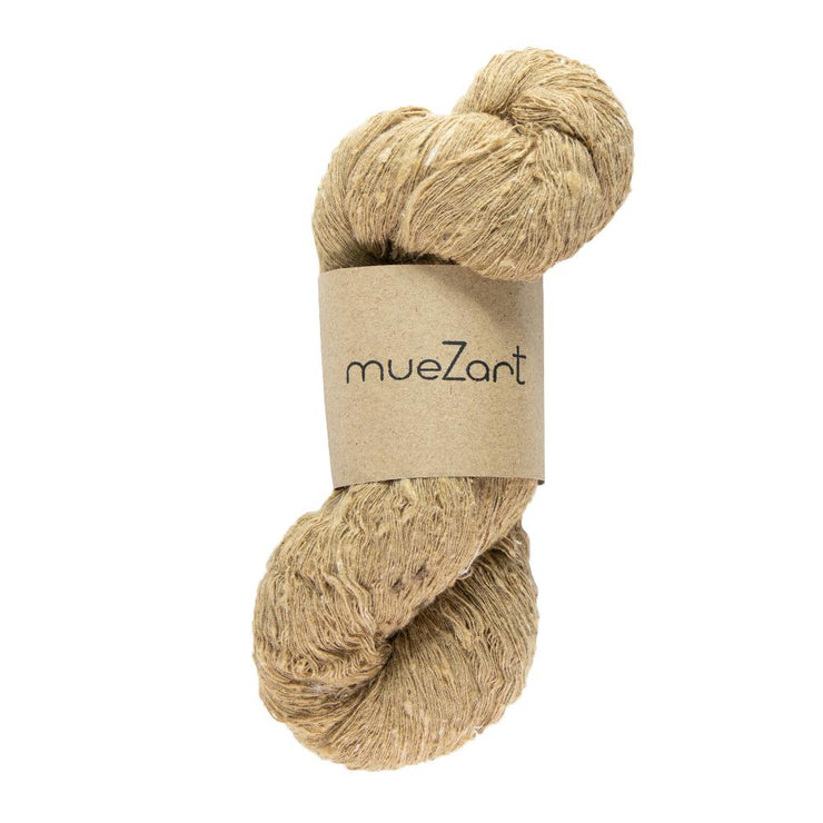 Muga Silk Yarn 30/1 | Natural Fiber Yarn Color | Yarn for weaving knitting
