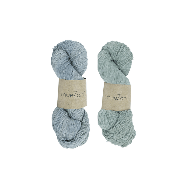 Eri silk bundle 60/2 Fine Lace yarn | Muezart