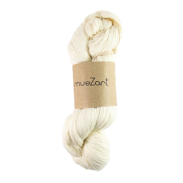 Eri silk yarn | Eri silk yarn | 100% vegan silk yarn | sustainable silk yarn 60/2