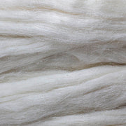 Close up of Eri silk tops long fiber | Muezart