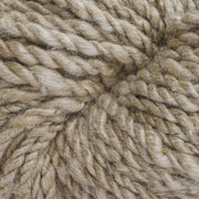 Close-up of Eri Muga Roving Worsted 2 Ply Yarn | Muezart