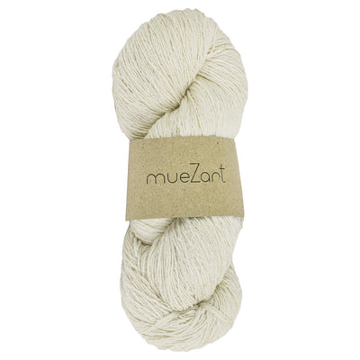 Undyed Eri silk and Merino Yarn | Erino