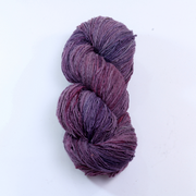 Natural Dyed | Experimental Eri Silk Bundle
