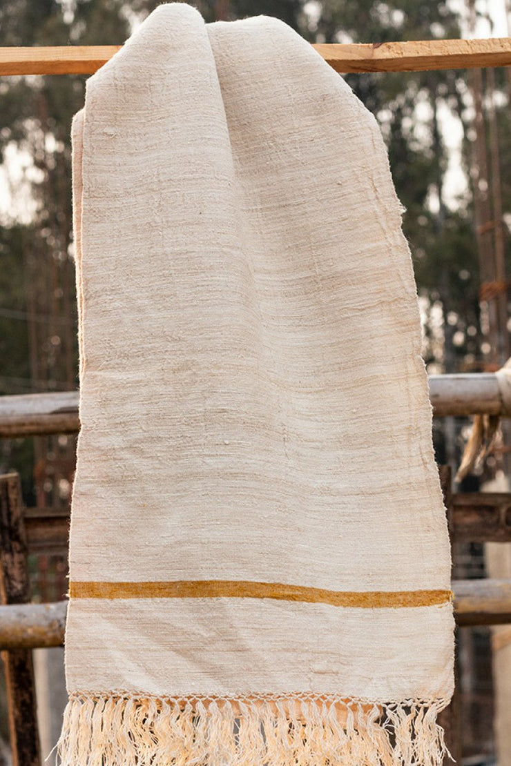 Eri Silk Shawl - Peace Silk - pure handwoven shawls from Meghalaya