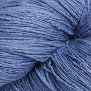 Close up of our Eri silk light fingering 60/6 naturally dyed yarn | Muezart