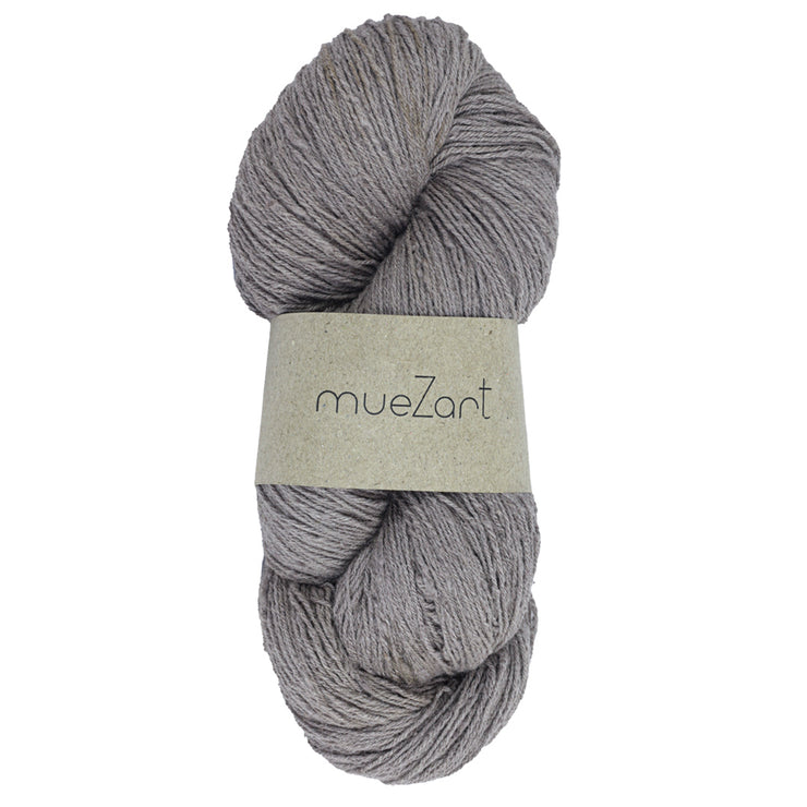 Erino yarn - a mix of Eri silk and Merino Wool | Muezart