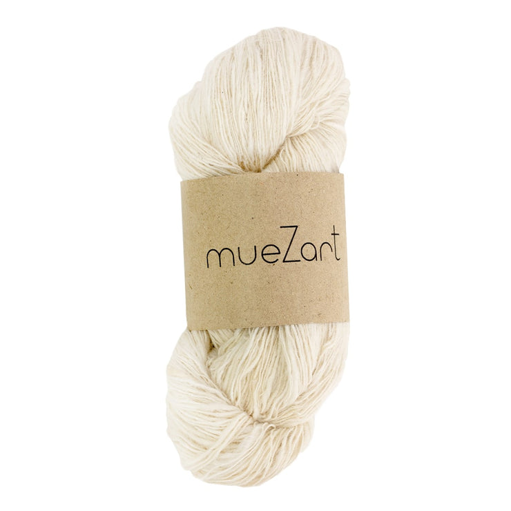 eri silk yarn | natural drop spindle yarn | handspun drop spindle | sustainable yarn | vegan yarn | Muezart
