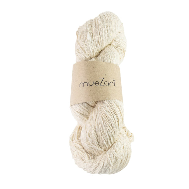 light fingering 20/2 eri silk undyed yarn | Muezartilk yarn 20/2 | Muezart