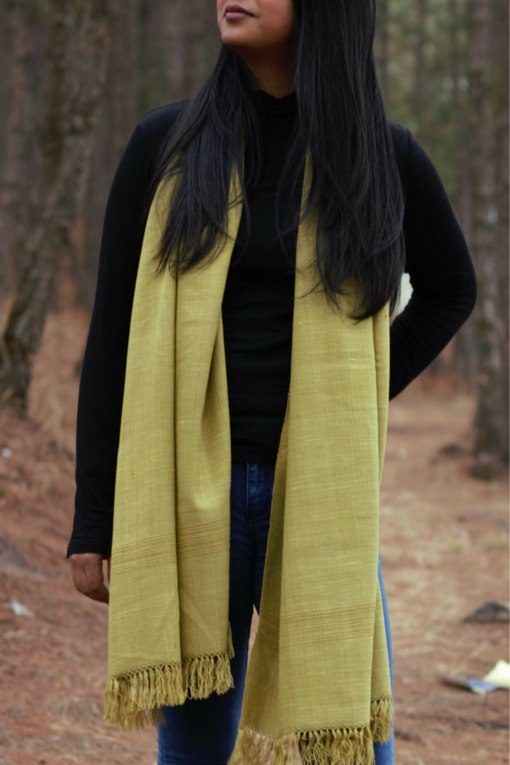 eri silk shawl sustainable silk | Muezart