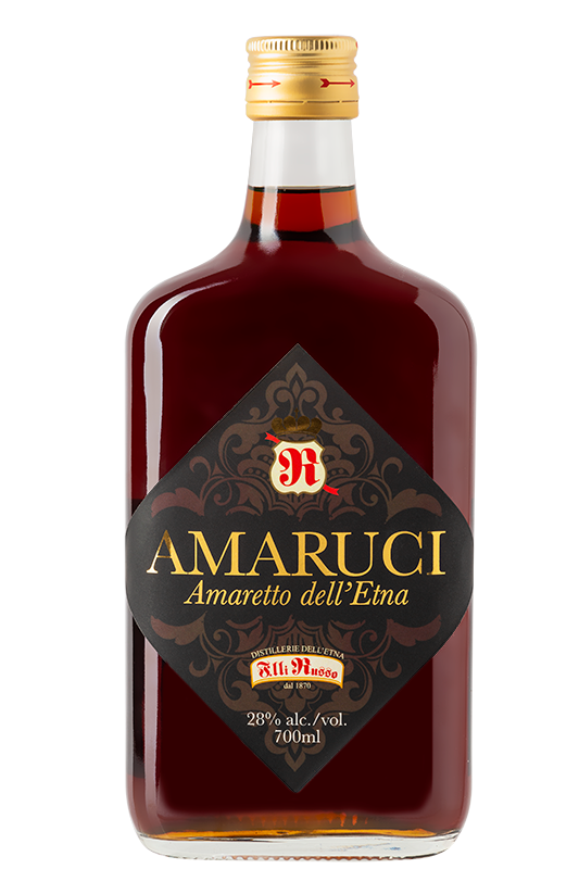 "Amaretto ""Amaruci"" dell'Etna 700ml Distilleria Fratelli Russo"
